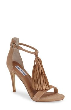 Steve Madden 'Sashi' Fringe Sandal (Women) available at #Nordstrom