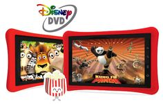 How to Convert/Copy Disney DVDs to Nabi Tablet for Kids