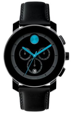 Movado bold watch. #want!