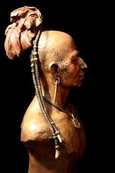 mohawk warrior | Mohawk Warrior | Sunti World Art