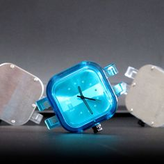 Modify Watch Face Blue, $17.50, now featured on Fab.