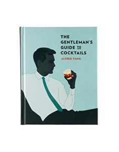 Gift idea for him: The Gentleman's Guide to Cocktails Book