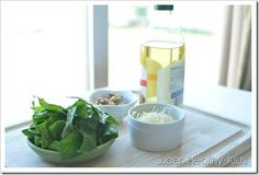 Spinach Pesto Recipe Plus Top 3 Sources of Iron for Kids. Need iron? Our three top sources here!