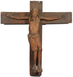 Romanischer Kruzifixus | © © Belvedere, Wien
