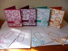 Cute set! I like the envelopes design.