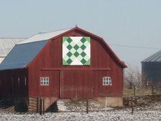 Quilt Barn - Hudson, IA