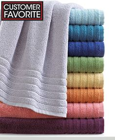 Hotel Collection Bath Towels MicroCotton Collection