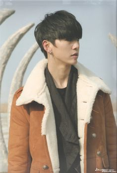 Yongguk in 1004. I always think back to the concert when I listen to this song. ♥