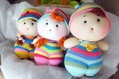 15 Ideias de Bonecas de Pano Artesanais                                                                                                                                                                                 Mais