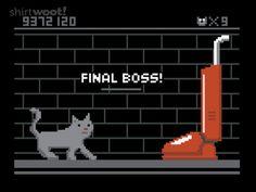 Final Boss!