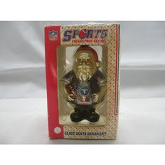 NFL Officially Licensed Sports Collectors Series Tennessee Titans Ornament