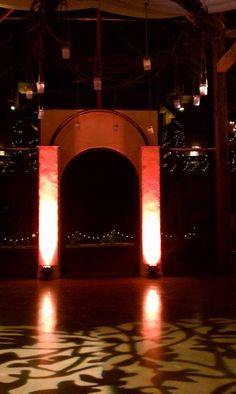 http://www.eventageouslighting.com - Event Lighting Services serving Oakland County & Metro Detroit area in Southeast Michigan!  Uplighting to create a dramatic entrance to any event or dance floor! #wedding #uplighting