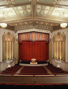Stanford Theatre, Palo Alto CA