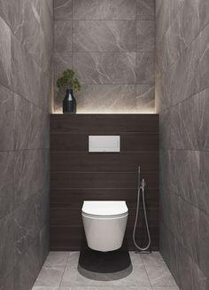 35 x Toilet Inspiration With Cool Design Toilet Ideas Of Washbasins, Floating Toilet, Tiles & Sinks - 35 x Toilet Inspiratie Met Gave Design WC Ideeën Van Wastafels, Zwevend Toilet, Tegels & Wasbakken - Washroom Design, Bathroom Design Luxury, Bathroom Layout, Modern Bathroom Design, Bathroom Ideas, Washroom Tiles, Toilet Room Decor, Small Toilet Room, Wc Retro