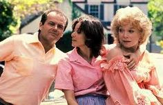 Terms of Endearment- Jack Nicholson, Debra Winger, & Shirley McClaine - one of the best movies ever! Jesse James, Jack Nicholson, Kingsman, Old Movies, Great Movies, Pretty Woman, Birdman, Best Picture Winners, Oscar Winning Films