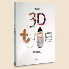 FL@33's The 3D Type Book, signed 33% off at Stereohype using voucher: Extra33%offAllBooksAndMags https://www.stereohype.com/31-books-mags #3d #typography