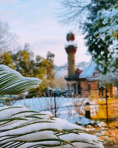 #caprichodegaudi #cantabria #antonigaudi #winter #snow #gaudi Antoni Gaudi, Winter Snow, Instagram, One Day, Gaudi