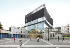 Cultural and Sports Center / BRUTHER