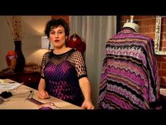 Tunisian Crochet: Revolutions in Color and Style with Jennifer Hansen