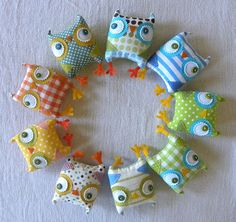 wee Owlie by krakracraft on Etsy, $11.00