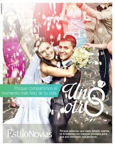 Revista Estilo Novias - Somos Uno para el Otro on Behance