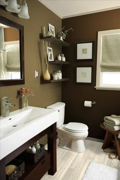 Better Homes and Gardens - My Color Finder- love me some brown