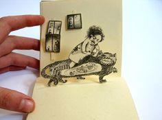 pop-up books : Ana Botezatu