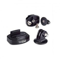 GoPro Tripod Adapter inkl Montageplatte | Stativzubehör | Stative & Zubehör | GoPro Zubehör | camforpro.com