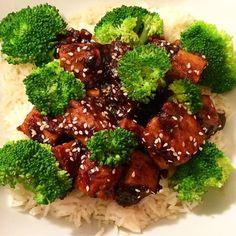 Dodo la Grano | Cuisine et recettes végétaliennes, végétari pas plate | Tofu Général Tao à la mijoteuse
