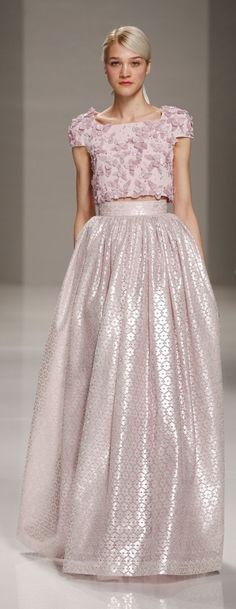 Georges Hobeika SS 2015 Couture