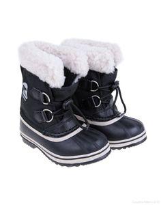 Sorel Kids' Pac TP Boot – Black