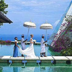 Tirtha Uluwatu      Your wedding at the most magical destination