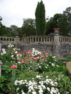 Englefield Gardens, Berkshire, England