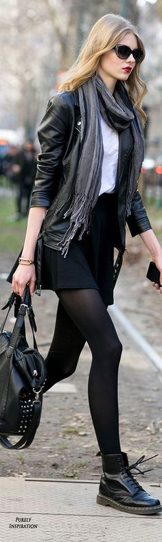 Women's Street Style   The Impression   Purely Inspiration