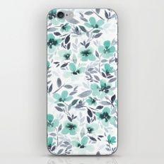 Espirit Mint  iPhone & iPod Skin