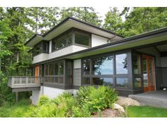 Bellingham_WA Reminds me a little bit of the Cullen's house. Find this home on Realtor.com
