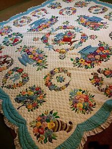 This looks so familiar. I wonder if one of my grandmother's ever made something like this?