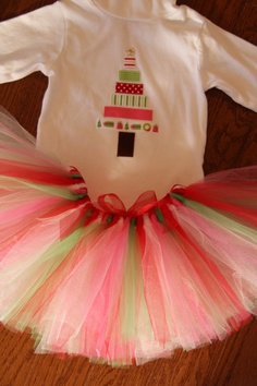 Tutu tutorial - not really sewing, so should go quick!