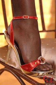 Nylons Und High Heels