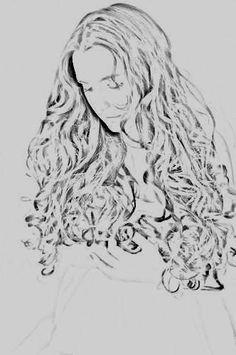 Styxx Sketchbook: Bethany