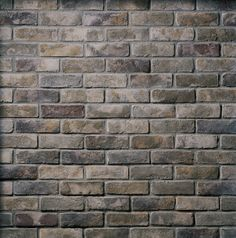 I love this brick color. I've asked my contractor to find this for my new house. Fingers crossed. | Cultured Brick® Used Brick texture in the Buck County color selection ...