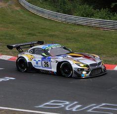 Marc VDS-BMW Z4 • Training 24h 2014