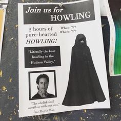 Join us for howling : nightvale