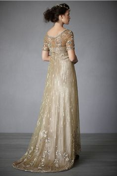 BHLDN/Anthropologie: Fairy Song Gown