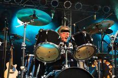 Schlagzeug Benny Heim - Morenas Reloaded Kurpark Bad Krozingen Support Kansas ...