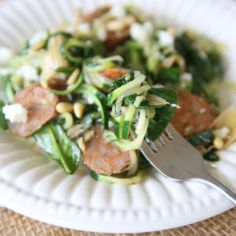 Quick and easy dish that's healthy and flavorful. Start to finish, under 20 minutes!