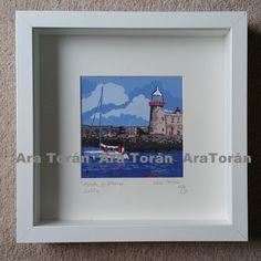 Howth.Dublin Digital prints  www.aratoran.com