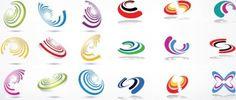free vector logo sphere