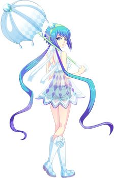 Aoki Lapis by on DeviantArt Aoki Lapis, Vocaloid Characters, Anime Style, Cartoon Art, Anime Love, Illustration Art, Cosplay, Deviantart, Manga