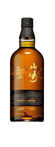 Yamazaki 18 Limited Edition Japanese Whisky